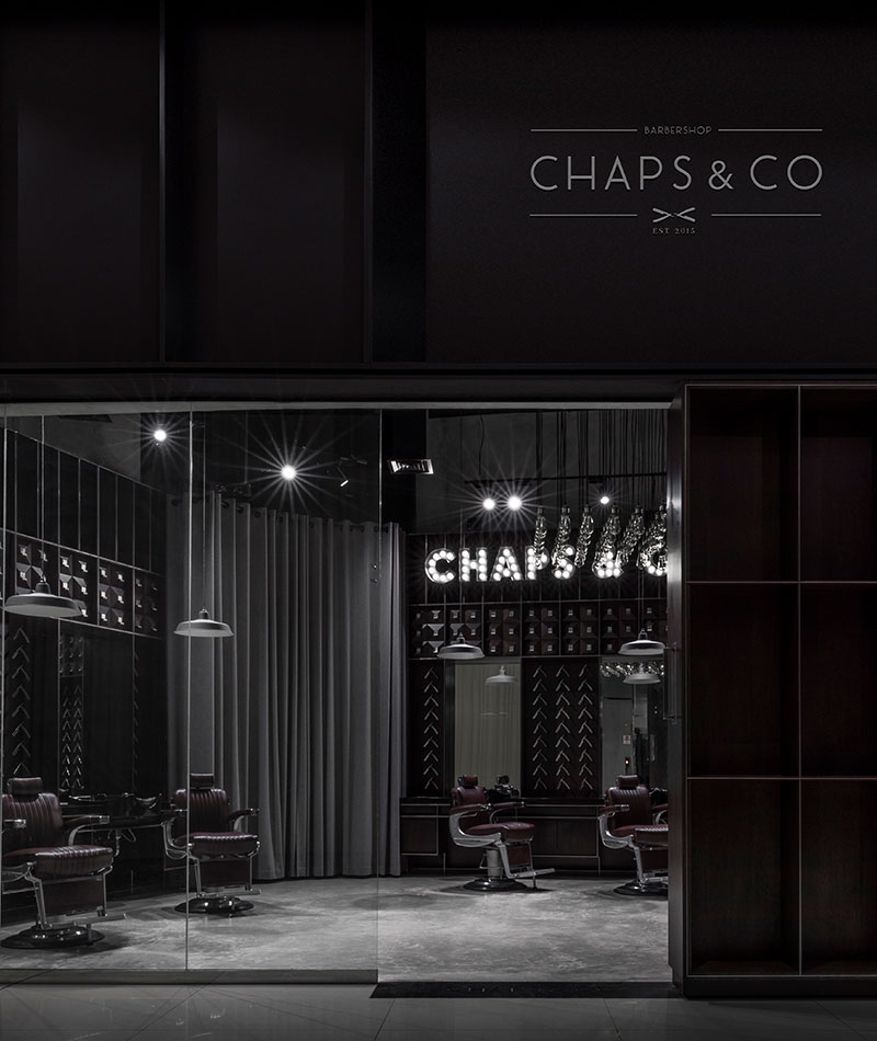 Mens Haircuts & Male Grooming Dubai | Chaps & Co Barbershop