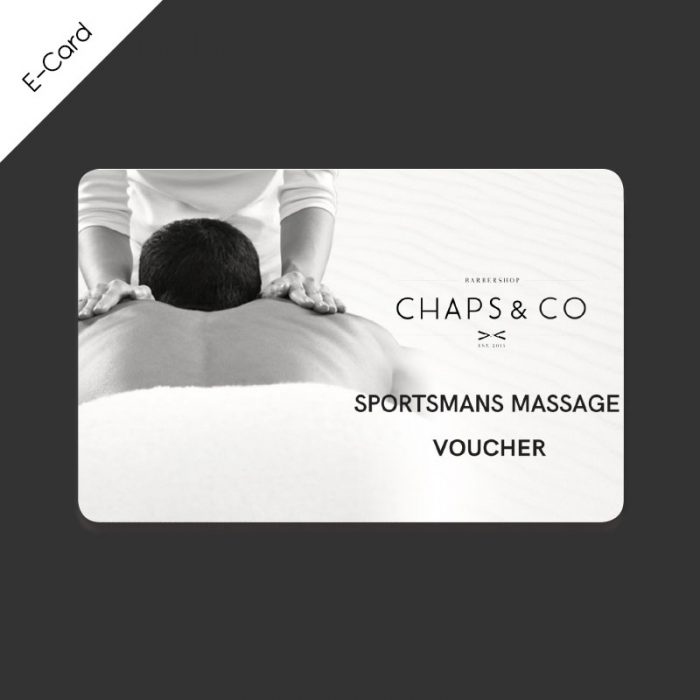 Chaps & Co Barbershop Gift Card