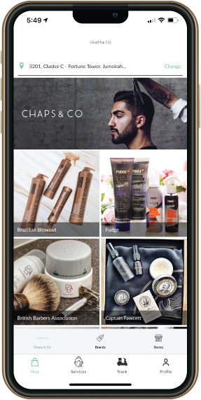 Buy Chaps & Co Hair Products Online